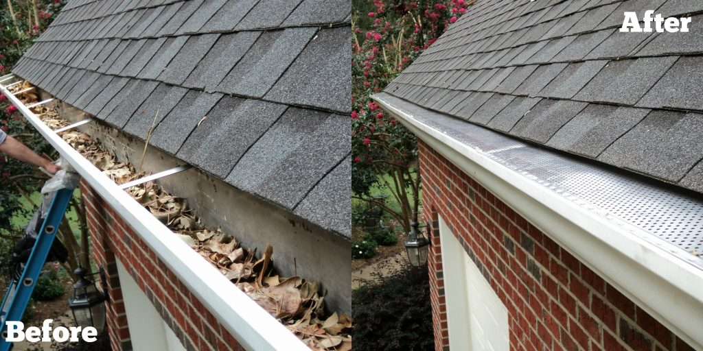 Gutter cleaning services santa barbara